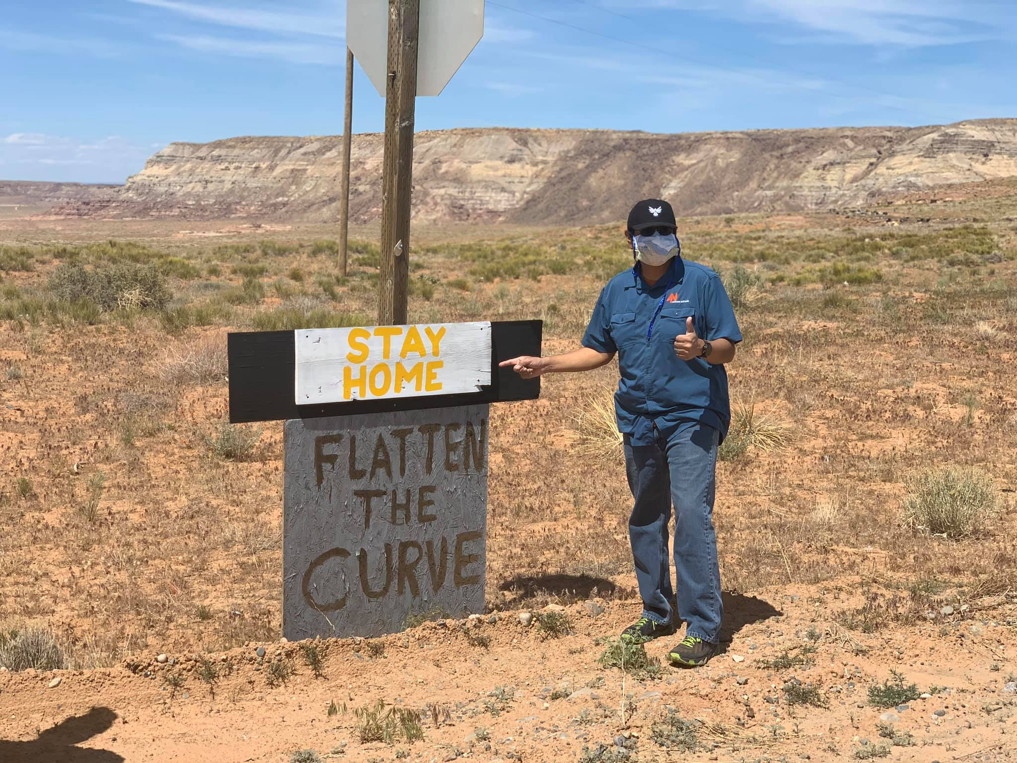 Navajo Nation Reports 141 New COVID-19 Cases and Eight More Deaths on Thursday
