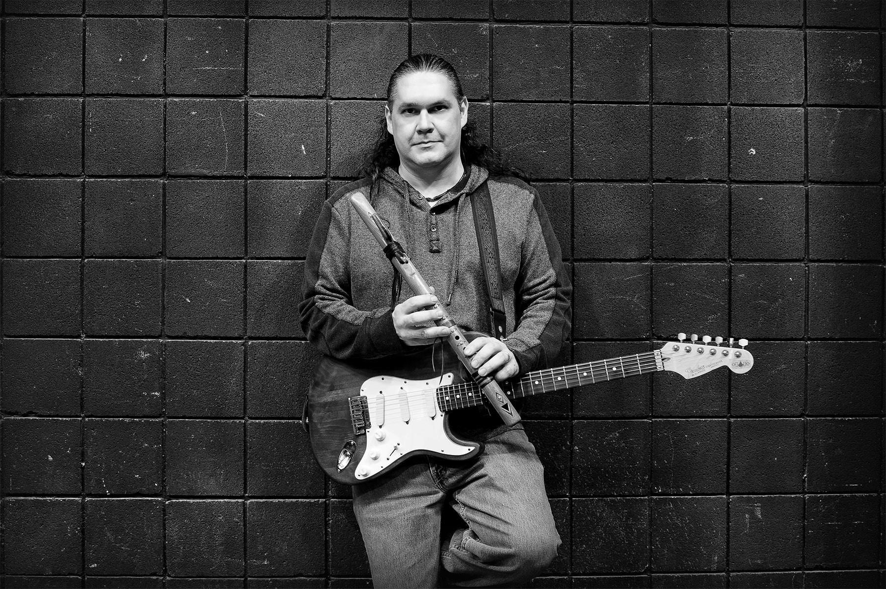Q&A: Musician Ed Koban talks NAMA Podcast, guitar