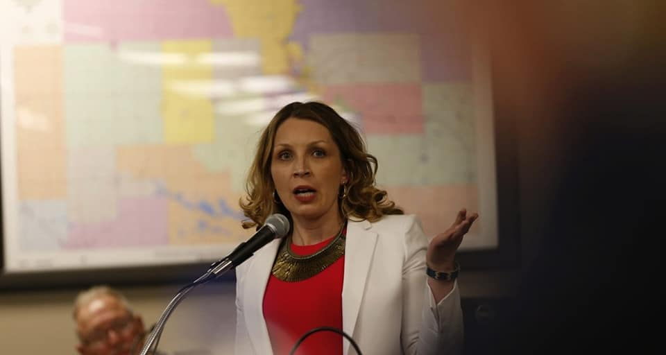 BREAKING:  Ada Deer to Co Host Virtual Fundraiser Tonight with Democratic Congressional Candidate Tricia Zunker (Ho-Chunk)