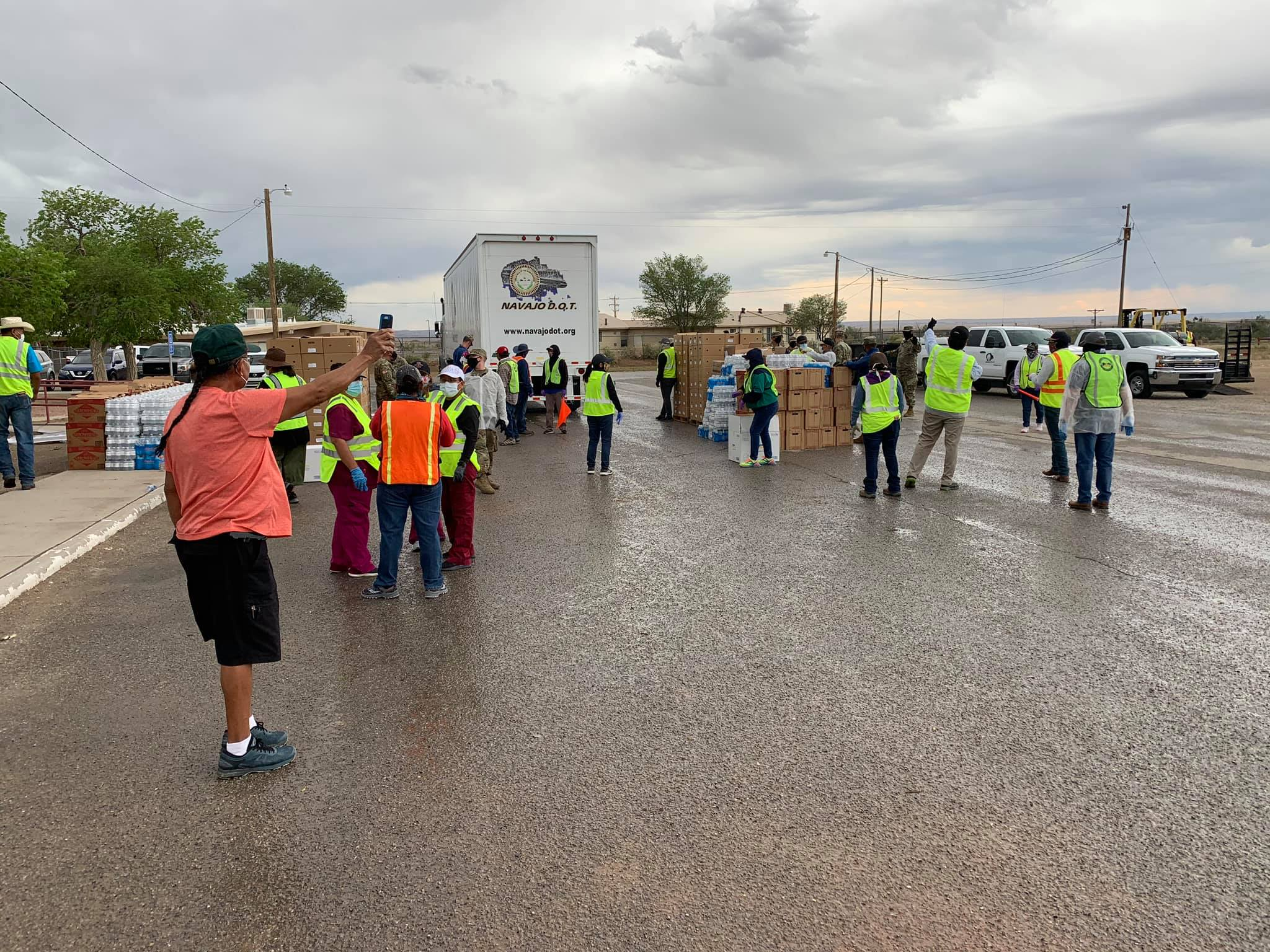 COVID-19 Cases Surpass 6,000 on Navajo Nation; Death Toll Stands at 277