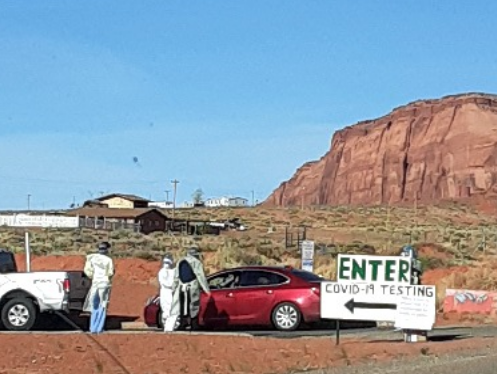 COVID-19 Related Death Toll Hits 350 on Navajo Nation