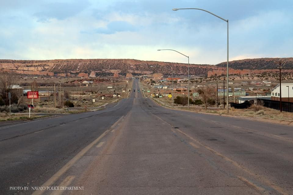 COVID-19 Cases Nearing 7,500 on Navajo Nation